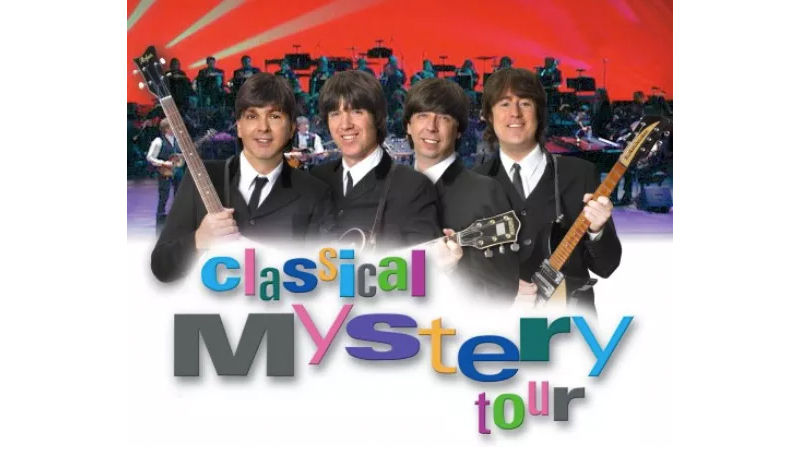 Classical Mystery Tour logo
